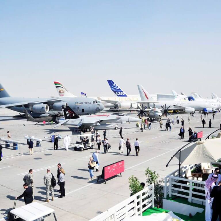 AGC will take part in Dubai Airshow (DAS) as an exhibitor of Cargo Connect Pavilion